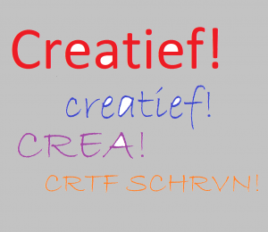 CREATIEF SCHRIJVEN Mtekst